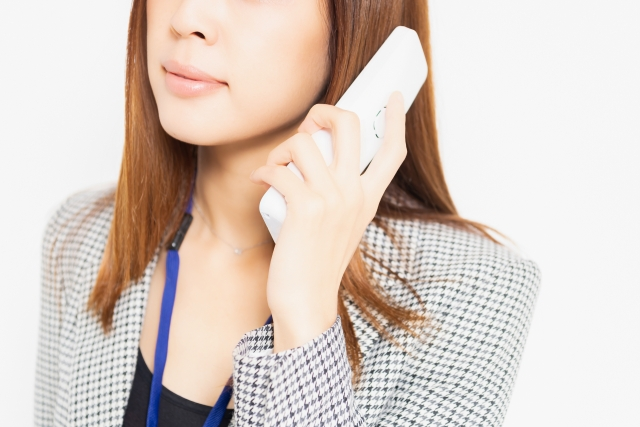 しつこい『電話』への対策