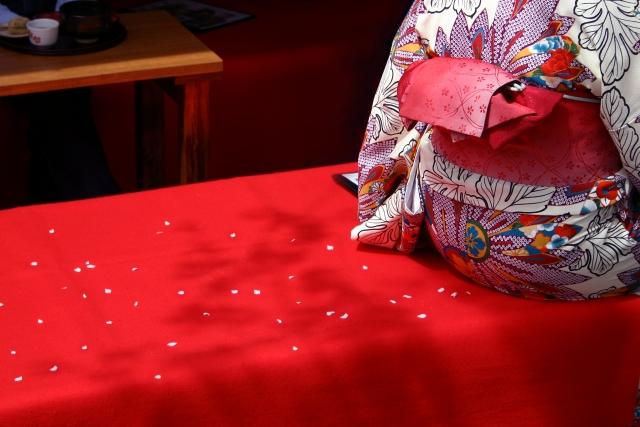 着物技術を高めることで日本文化を知る