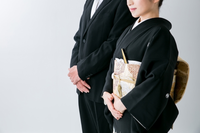 【留袖編】着物のレンタルのメリットを考える