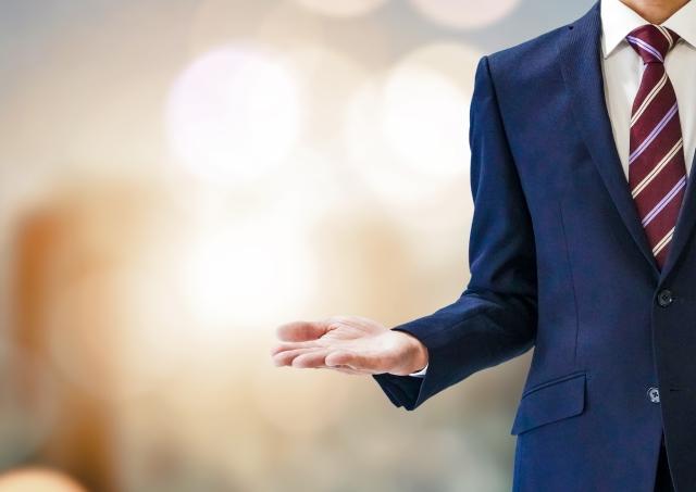 営業で使える挨拶のコツ【『つかみ』を用意する】