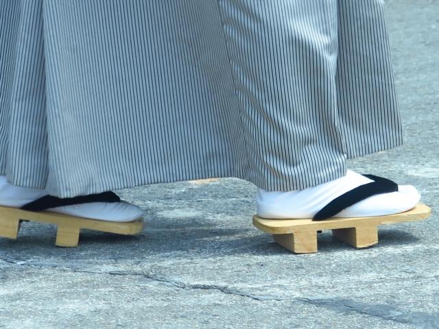 男性着物の足袋【TPOに応じた使い分け】