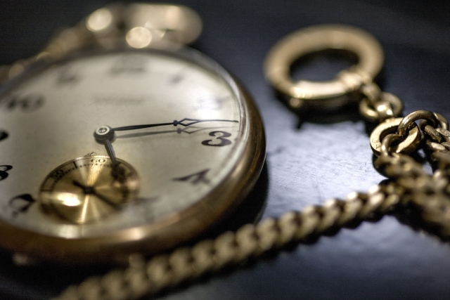 【レトロ主義】懐中時計のススメ