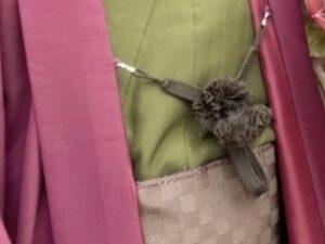 準礼装の羽織紐