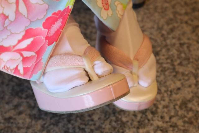 着物に合わせる足袋の種類【6つのパターンを解説】