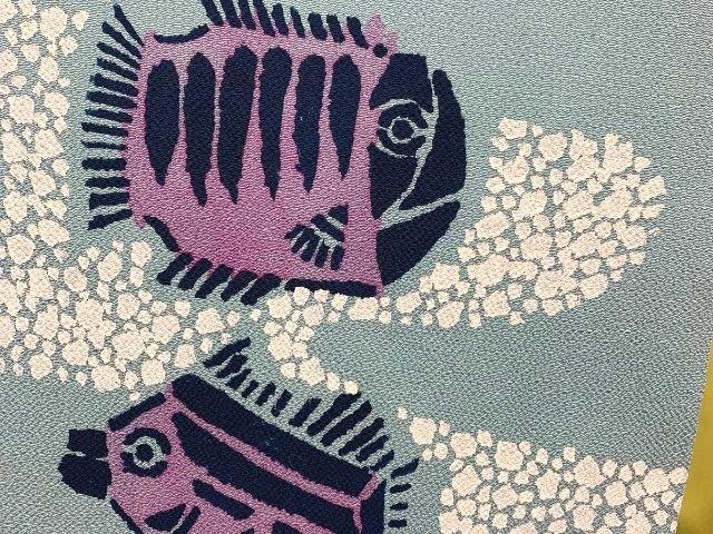 魚(さかな)の柄
